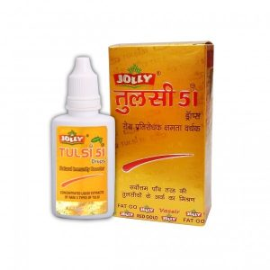 JOLLY TULSI 51 DROPS - 30ML