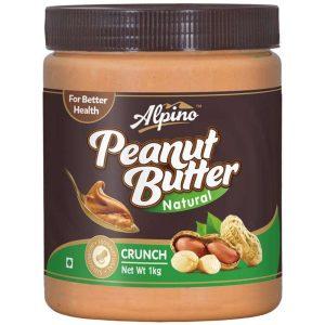 Alpino Peanut Butter (Unsweetened),