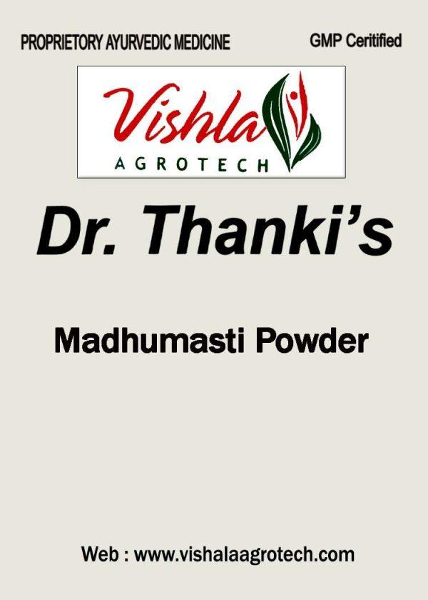 VISHLA-MADHUMASTI