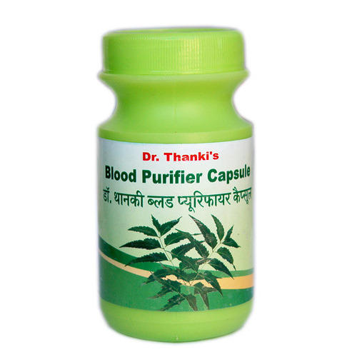 Ayurvedic Blood Purifier Capsule