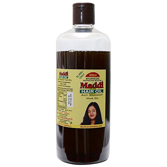 Maddi Hair Oil