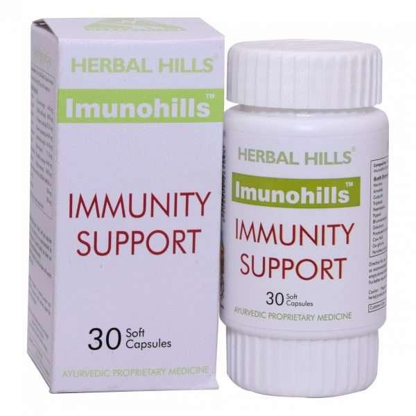Herbal Immunity Supplement