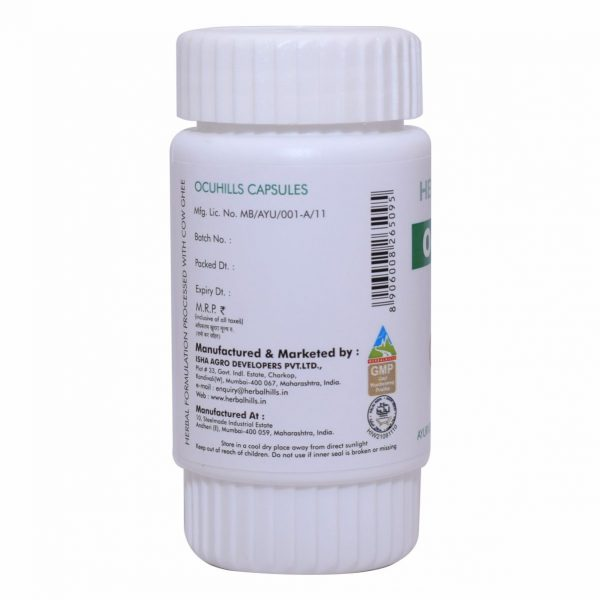Eye Care Herbal Formula