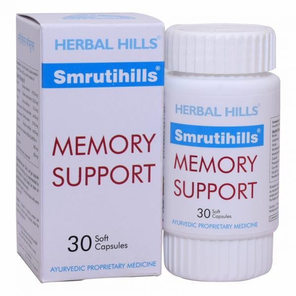 Herbal Brain Health Supplement