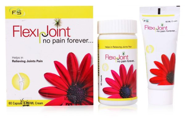 Joint Pain Cream - Flexi Joint