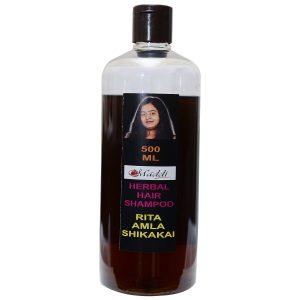 Herball Hair Shampoo(Rita,Shikakai,Amla)