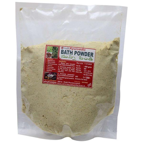 Maddi Health Care Herbal Bath Powder
