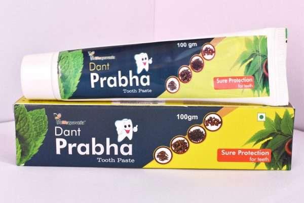 dant prabha toothpaste